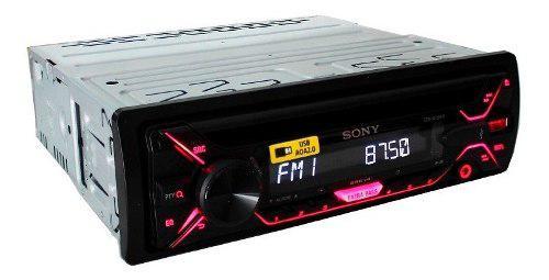 Autoestereo sony cd usb auxiliar cdx-g1200u