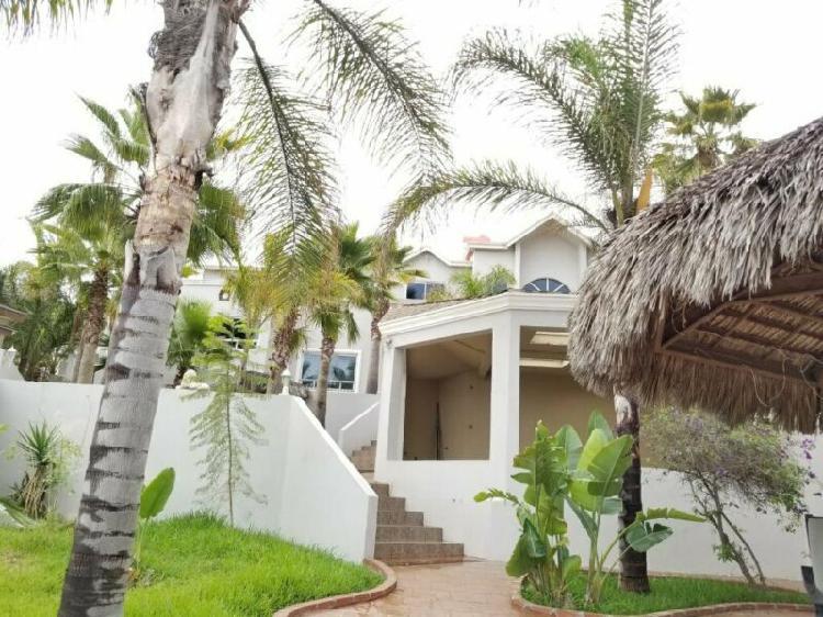 Casa en venta en playas de tijuana (fraccionamiento costa