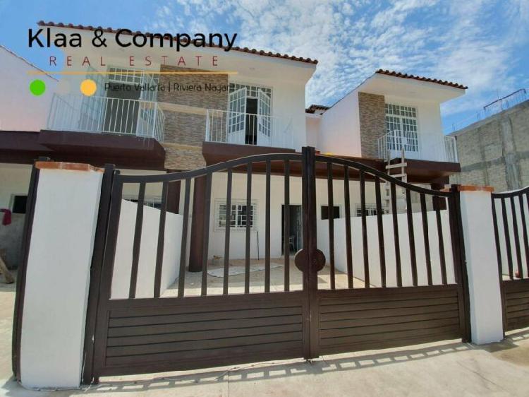Casa en renta col versalles fluvial vallarta 3 habitaciones