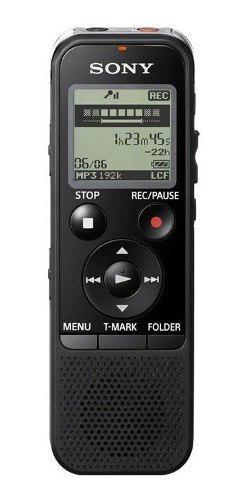 Grabadora digital de voz sony px470 lpcm mp3 55hrs 4gb usb