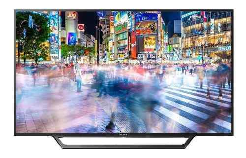 Pantalla sony bravia led de 40 smart tv full hd kdl-40w650d