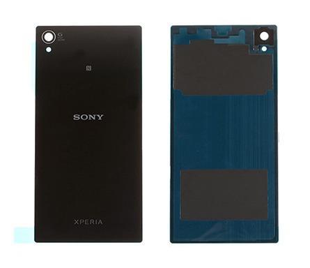 Tapa trasera batería negro sony xperia z1 c6903 con