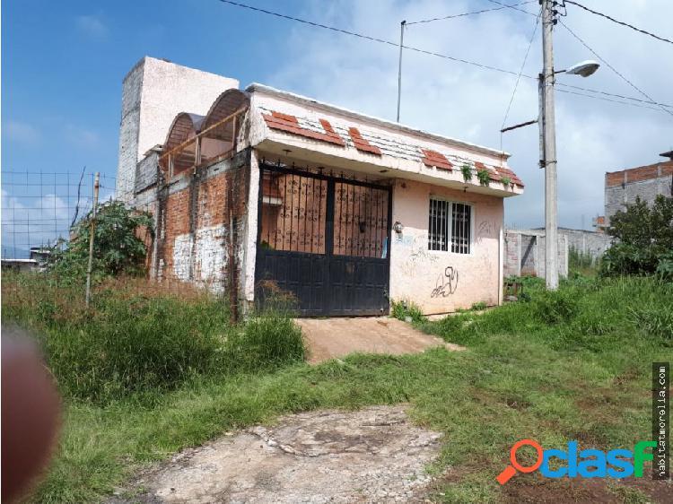 Casa en san isidro itzicuaro