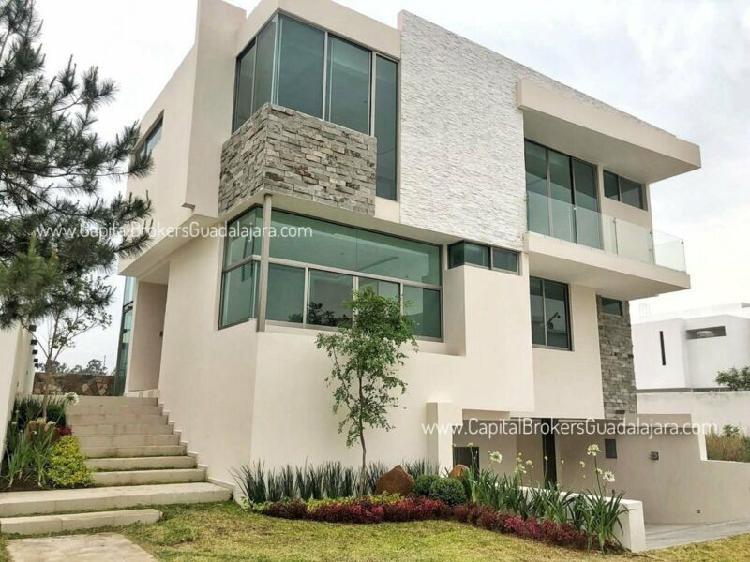 Casa nueva en venta en puerta las lomas