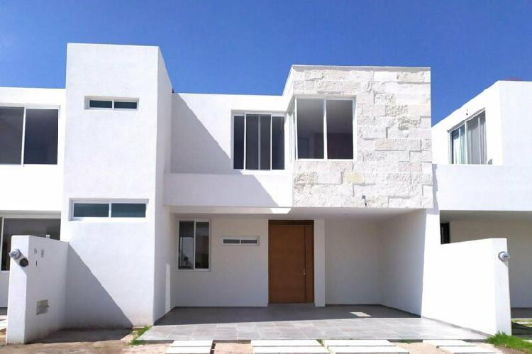 Casa en venta en rancho santa mónica sur de aguascalientes