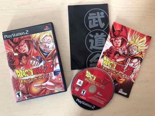 Dragon ball z budokai - juego para playstation 2 ps2