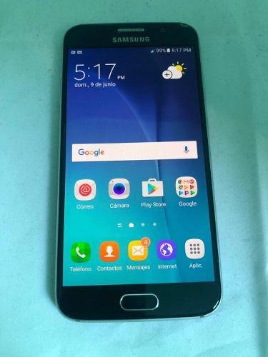 Galaxy s6 flat liberado leve pantalla fantasma 136