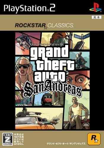 Juegos,grand theft auto san andreas (clásicos de rocksta..