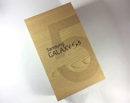 Nuevo samsung galaxy s5 g900a 16gb gsm desbloqueado (blanco)
