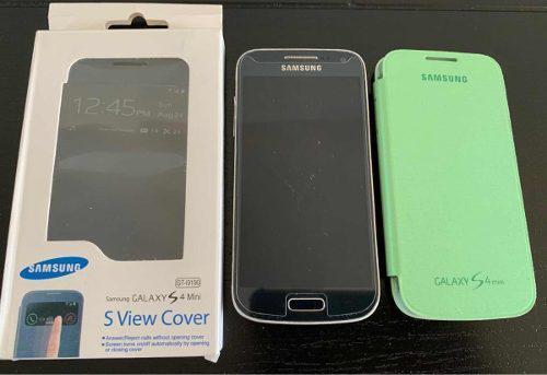 Samsung s4 mini i9195 liberado