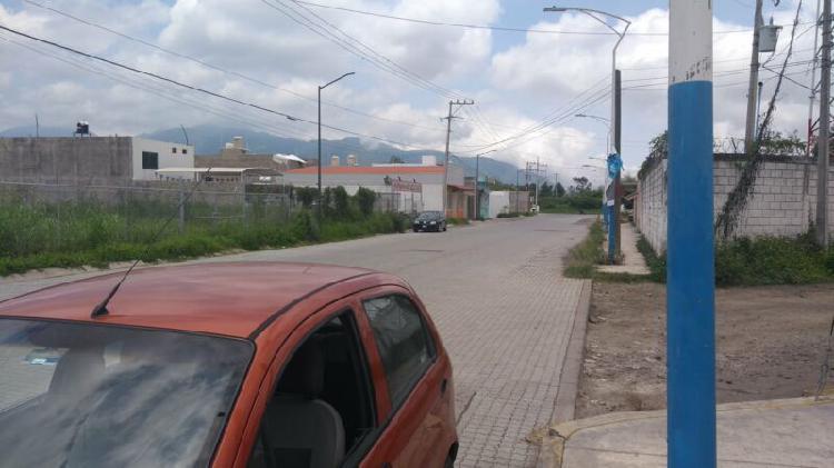 Terreno en venta fraccionamiento parque ecologico tepic