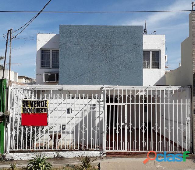 Casa en venta en fraccionamiento lomas del boulevard
