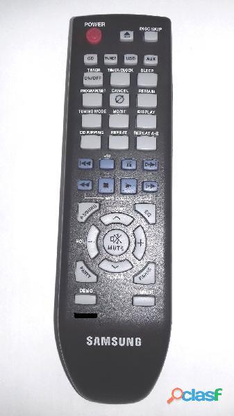 Control minicomponente samsung modular max g85 max g55t/xaz maxg55txaz max g55 maxg55