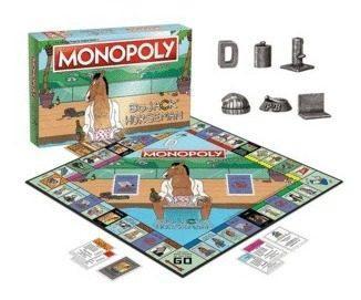Bojack horseman, monopoly, board game: juego de mesa