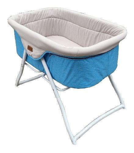 Cuna bebe moises aeiou kangu plegable compacta
