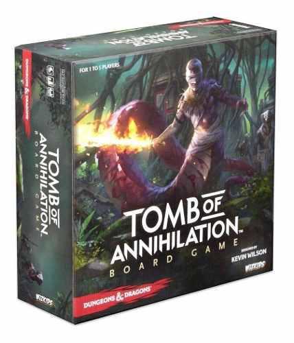 D&d tomb of annihilation board game juego de mesa