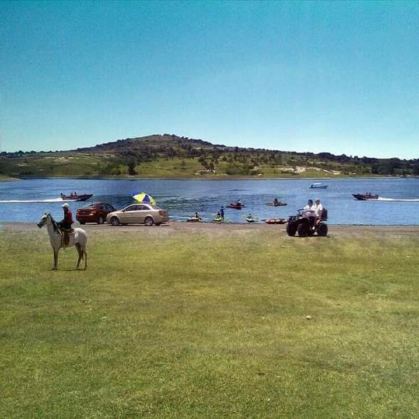 Gran lago valsequillo