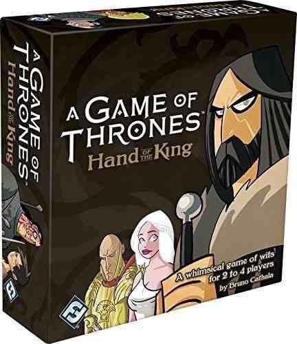 Juego game of thrones [la mano del rey] cartas naipes