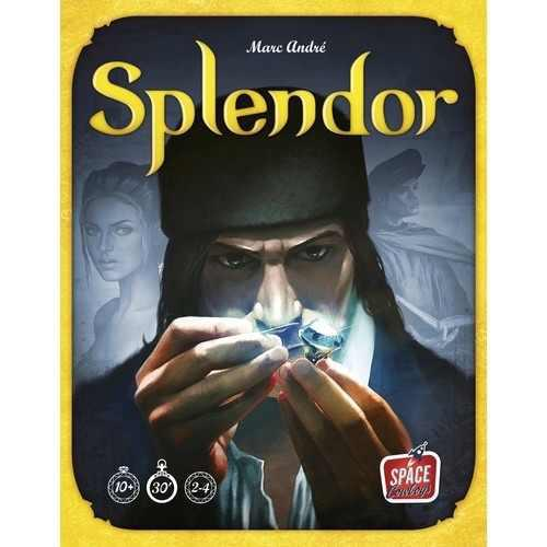 Juego splendor (español)- asmodee