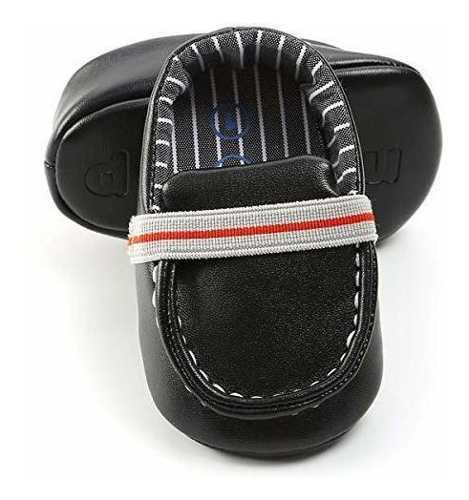 Livebox recien nacido bebe ninos zapatos, mocasines vestido