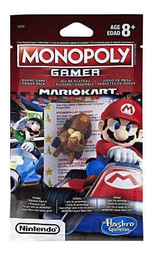 Power pack monopoly mario kart individuales con envio