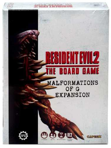 Resident evil 2: the board game malformations of g expansion
