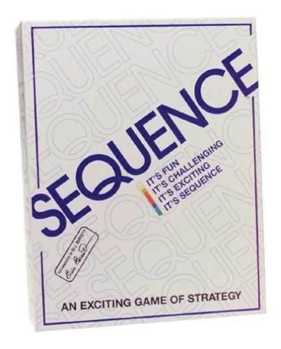 Sequence juego de mesa/cartas. original jax *envío