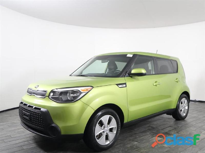 Kia soul 2016 color verde