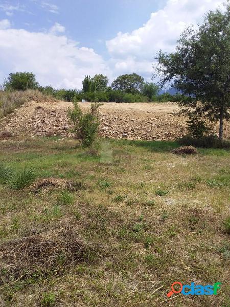 Terreno en venta el barrial, carretera naciona, santiago, n.l.