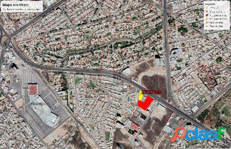 Terreno habitacional en venta en Cordillera, San Luis Potosí, San Luis Potosí