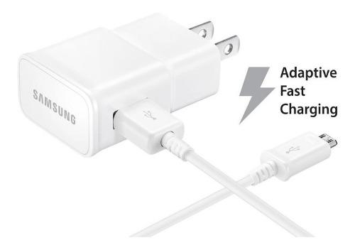 Cable & cargador carga rápida samsung original micro usb s6