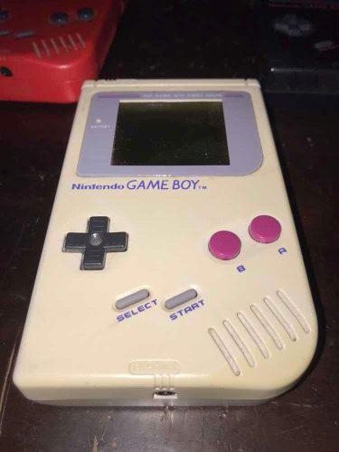 Gameboy clásico original !!! nintendo gameboy tabique
