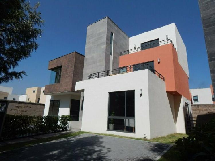 Moderna casa en villas del campo lifestyle, calimaya /