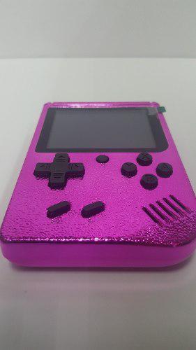 Mini consola sup 400 juegos clasicos (rosa) rca compatible