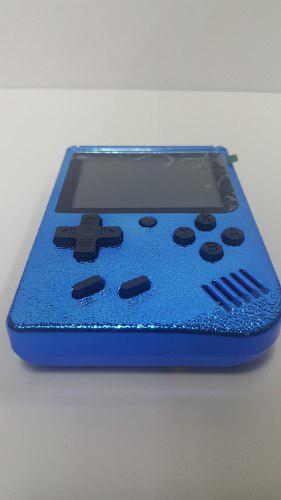 Mini consola sup 400 juegos ya incluidos y rca compatible
