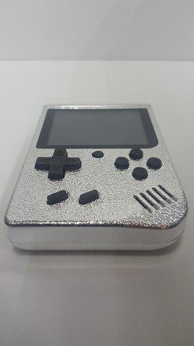 Mini consola sup 400 juegos (plata) rca compatible