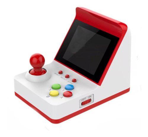 Mini máquina de juego arcade retro con 360 juegos clásico