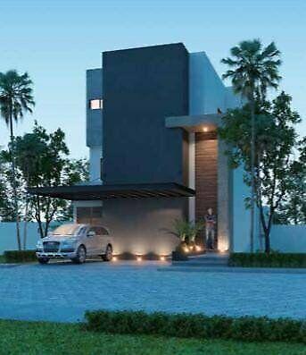 Casa en venta en aqua cancún /