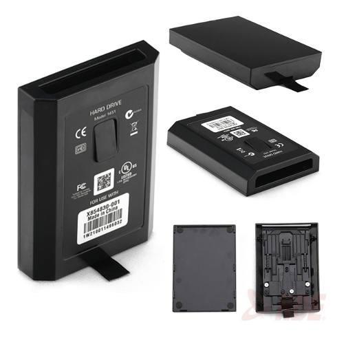 Case adaptador disco duro xbox 360 slim nuevo en igamers