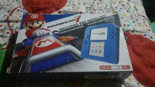 Consola de videojuegos nintendo 2ds usada