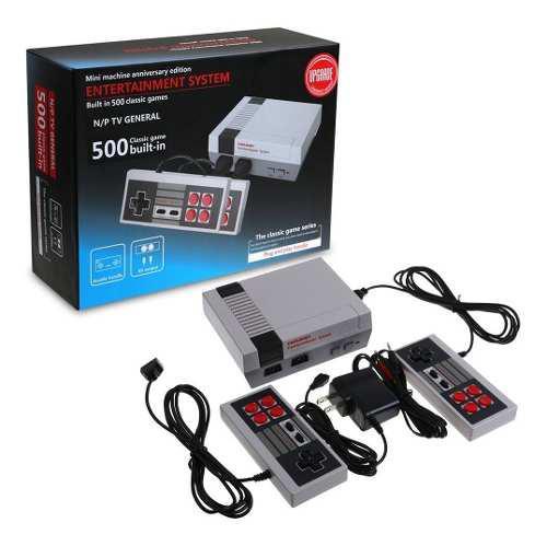 Consola tipo n e s classic mini consola nueva generica 620