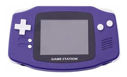 Cywulin retro mini consola de videojuegos portátil gameboy