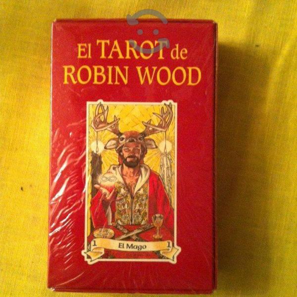 El tarot de robin wood importado