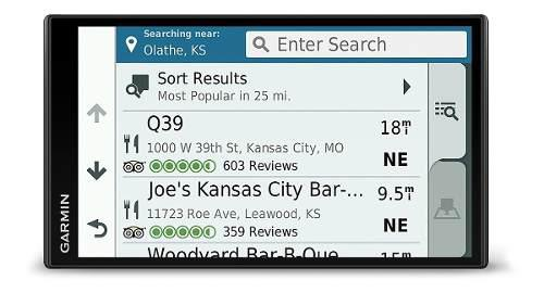 Garmin drivesmart 61 n / a lmt- s con vida mapas / tráfico,
