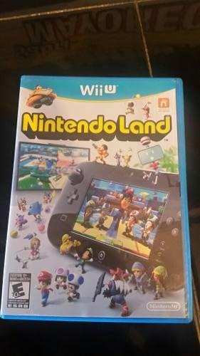 Nintendo land wii u juegazo
