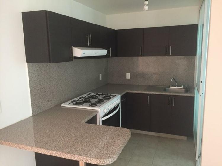 Renta departamento en condominio del coyoacan zona sur por