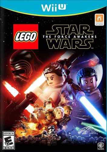 Wii u - lego star wars el poder de la fuerza - juego físico