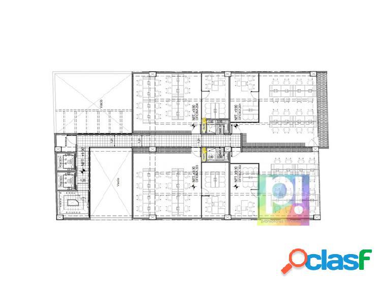 Pre venta oficinas roma sur ofi_986 ag, roma sur