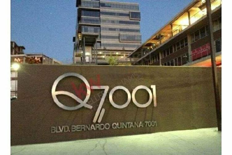 Renta de oficinas corporativas en centro sur q7001, donde