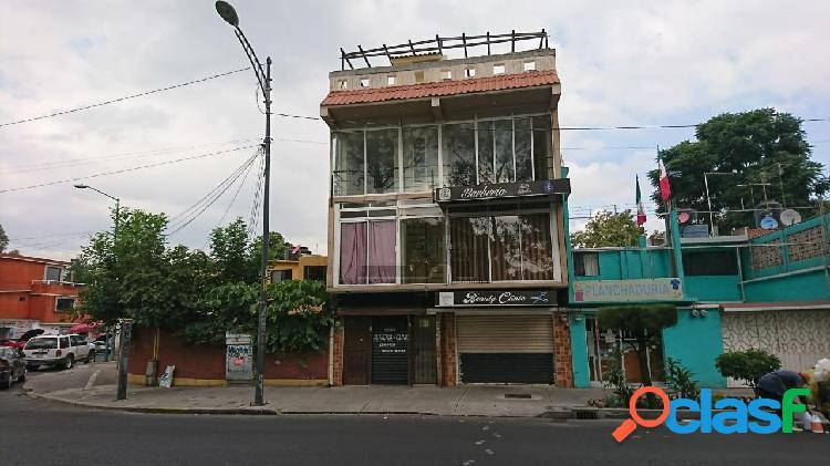 Oficina en renta coyoacan, oficina en renta en colonia ctm culhuacan, 120m2 de superficie, 2do piso